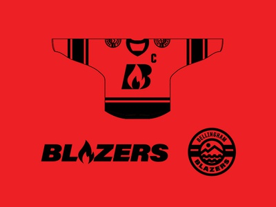 Bellingham Blazers Rebrand