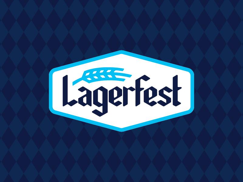 LagerFest Logo lager craft beer washington bellingham beer