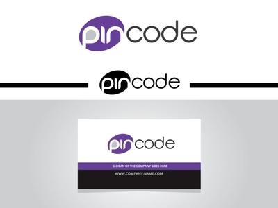 PIN Code digital signature designers logo design coreldraw viveklogodesign icon photoshop vector branding logo illustrator illustration design creative creative design