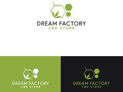 Dream Factory viveklogodesign logo design branding logo animation logo designer logo mark logodesign logo design logotype logos designer branding logo coreldraw photoshop illustrator illustration design creative creative design