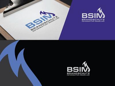 BSIM branding logo coreldraw photoshop illustrator illustration design creative creative design