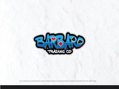 Barbaro Trading Co branding design coreldraw photoshop illustrator illustration creative design