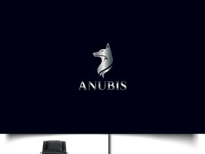 ANUBIS design branding logo coreldraw photoshop illustrator illustration creative design