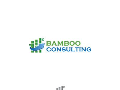 BAMBOO CONSULTING branding photoshop logo coreldraw illustration illustrator creative creative design