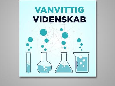 VANVITTIG VIDENSKAB vivekgraphicdesign brochure design creative graphic design graphics