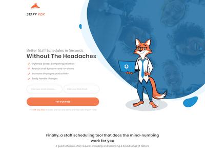 Staff Fox