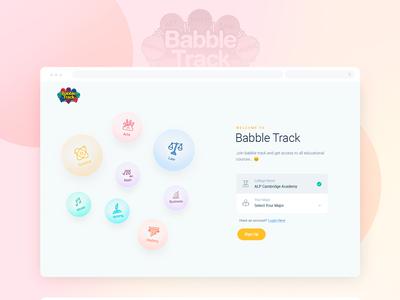 Babble Track