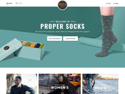 Proper Socks