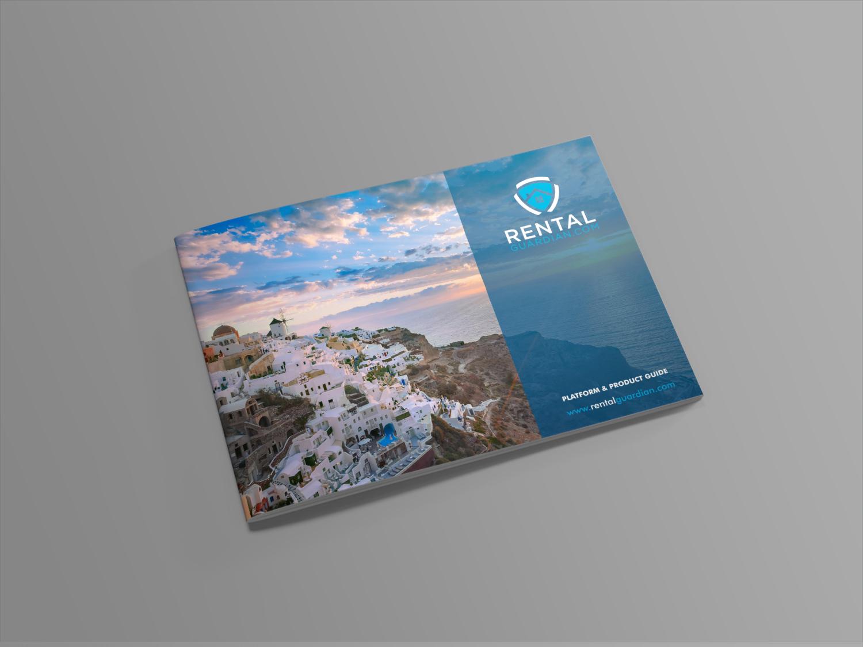 Rental brochure design brochure creative graphics design graphics vivekgraphicsdesign creative design rental