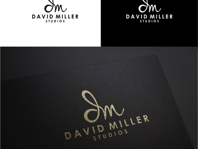 Dm Studios And Also Try David Miller