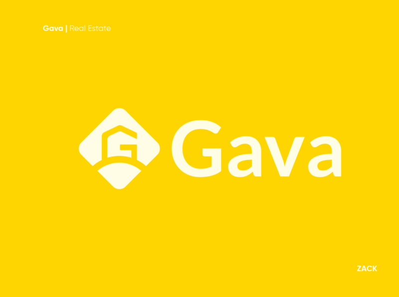 Gava Properties realestate properties logomarks creativelogo logodesign logomaker design vector branding logo