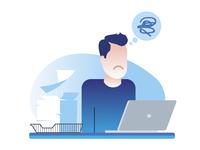 Digital Transformation illustration