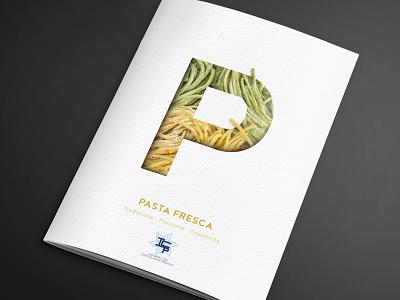 Sales folder pasta label cover graphic  design