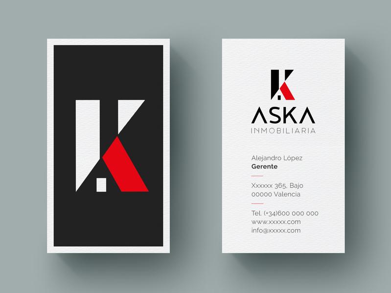 Branding bussines card logo branding