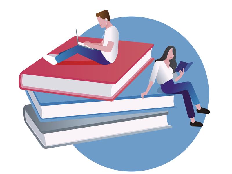 Illustration library vectorillustration illustration