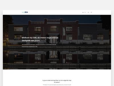 Financial Advisor Website Design | Visual / UI Design minimal entrepreneur financial advisor web design website web ux ui