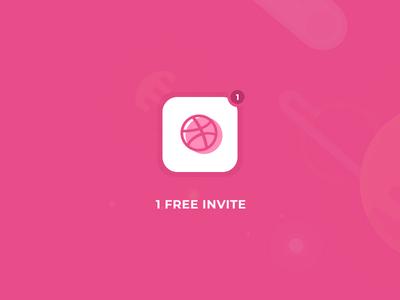 1 free Dribbble invite