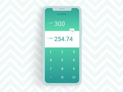 Daily UI #004 — Calculator daily 100 dailychallenge userinterface design appdesign dailyui uidesign dailyui004 004