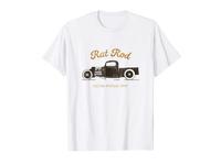 Rat Rod T-shirt Vintage