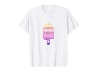 Linear Ice Cream T-shirt