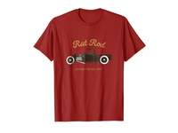 Rat Rod T-shirt Vintage
