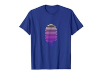 Linear Ice Cream T-shirt