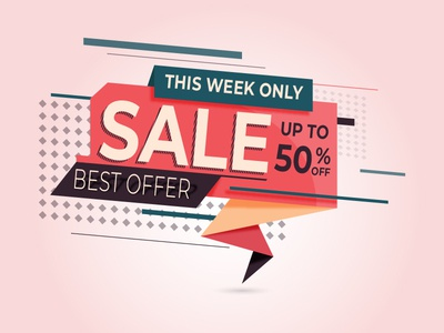 Colorful sale banner for your business black friday discount offer shopping shop sale promotion marketing event commercial banner template banner ads ad banner ad banner design banner ad banner