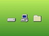 Windows Retro OS Icon