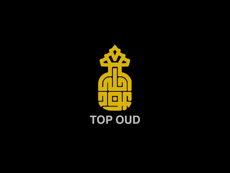 Logo Arabic TOP OUD