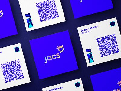 Jacs concept brand identity brand logo identity design branding