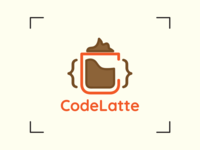 CodeLatte - Logo Design