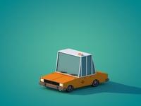 Paykan Taxi