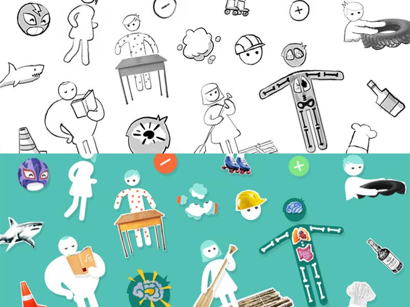 MindMatters case study case study behaviour change ux video animation design schools australia mental health education elearning platform