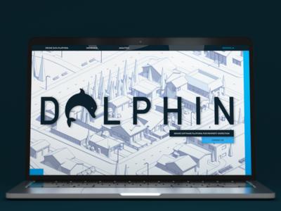 Dolphin AI Web Design