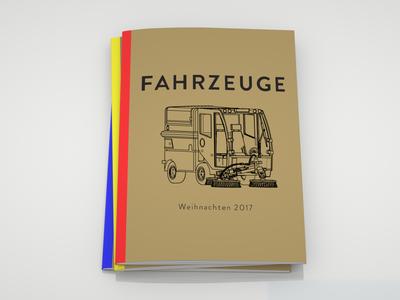 Fahrzeuge Coloring Book