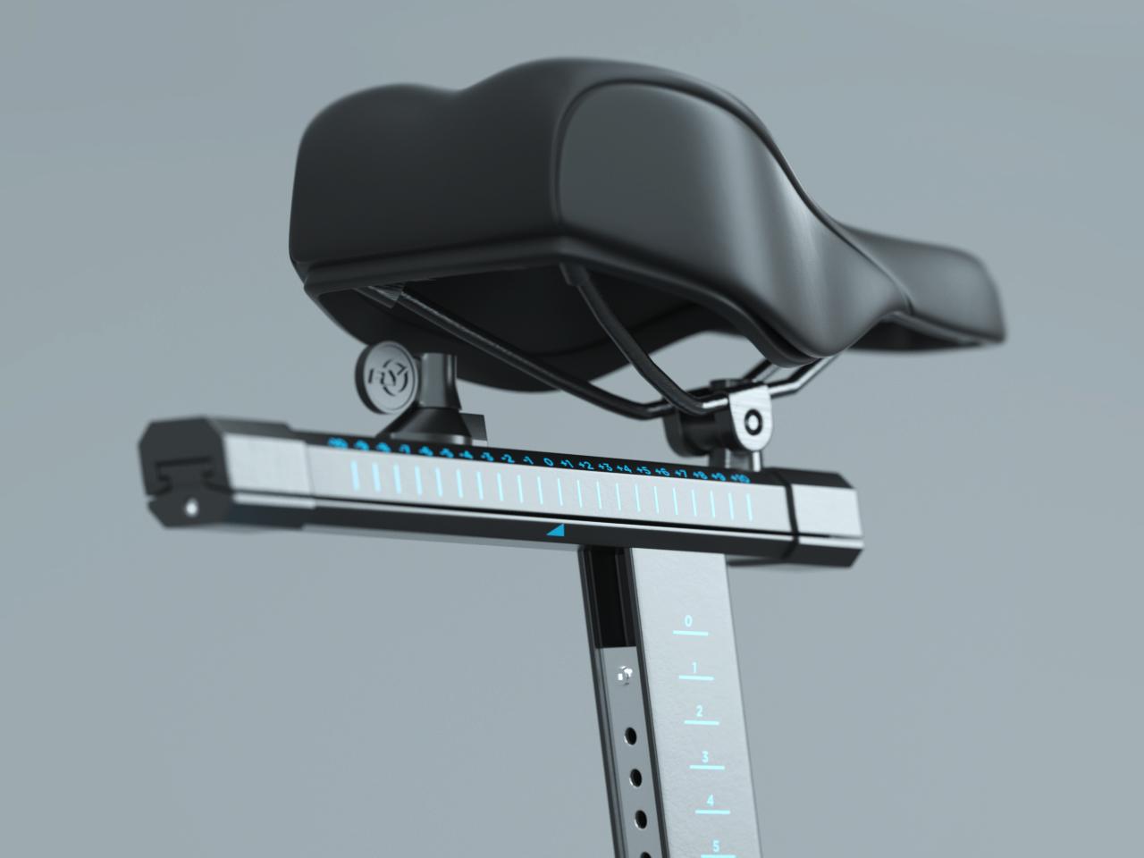 Flywheel Sports Home Bike design layout rendering animation branding webdeisgn 3d art 3dmodeling 3dillustration