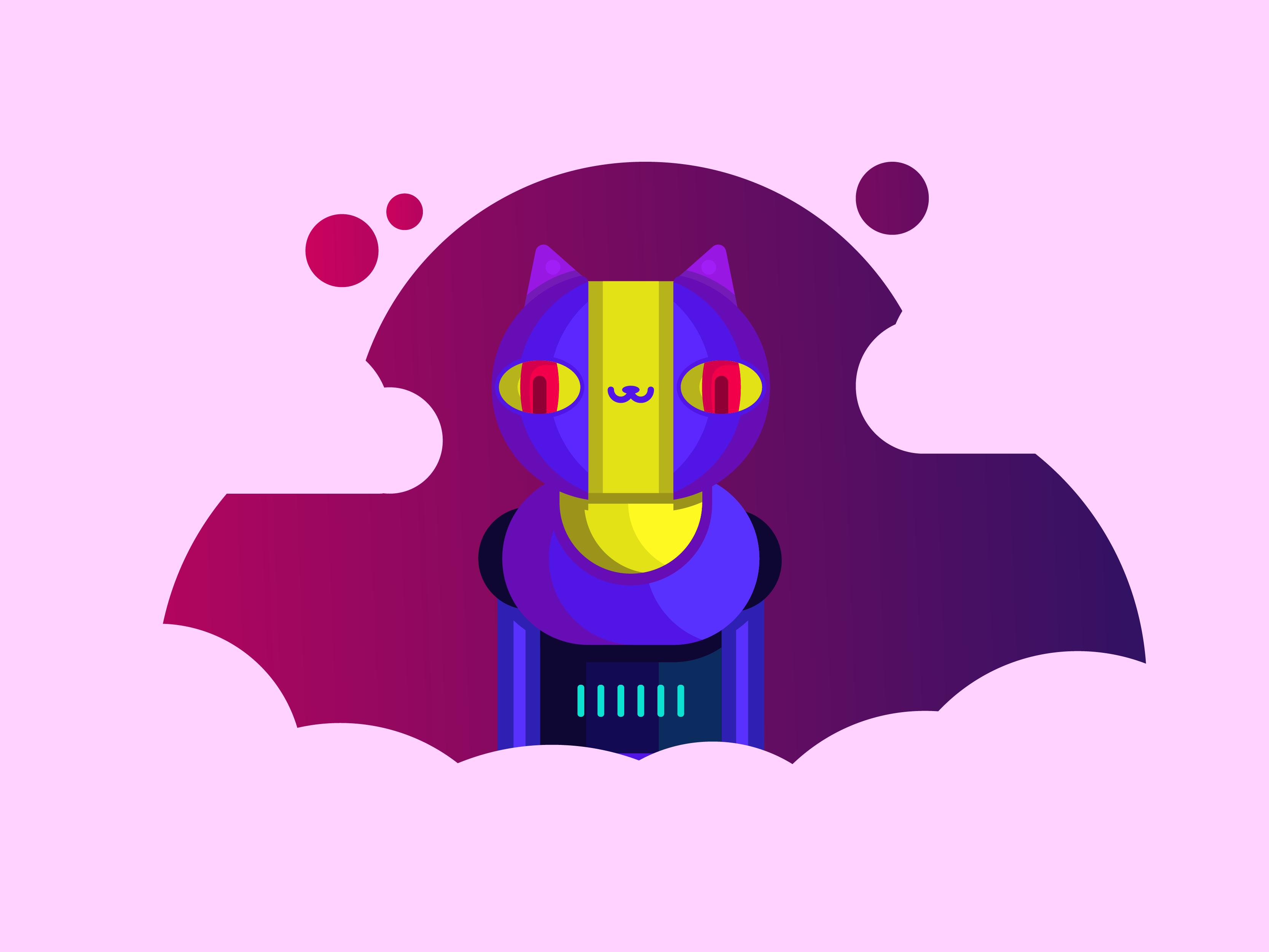Alien  cat 01