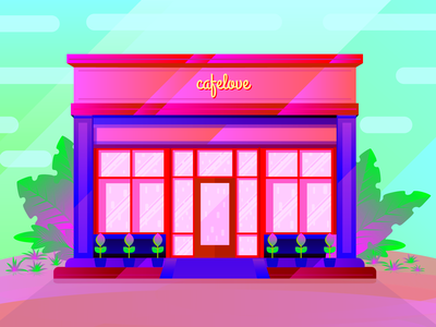 Storefront illustration 3