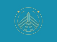 Boston Badge 1 - Zakim Bridge
