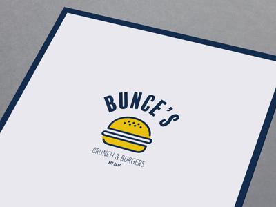 Bunce's Brunch & Burger Logo