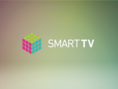 SmartTV Logo Concept concept smarttv logo
