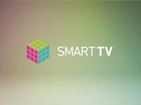 SmartTV Logo Concept