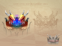 Game map asset/ Dragonight