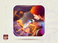 Goldie! IOS Game Icon