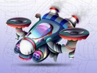 Titan Air Fighter!
