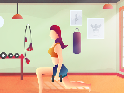 Room/Gym Exercise 3