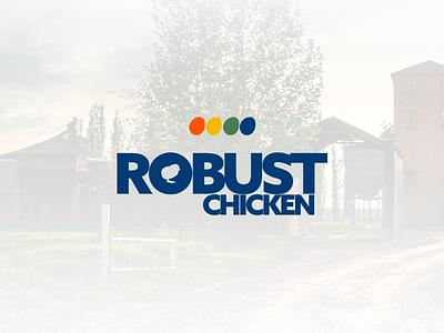 Chicken Feed adobe eggs farm poultry branding logo design brand design chicken logo
