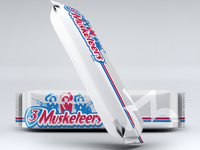 3 Musketeers Remix