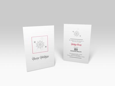 Simple Holiday Invitation
