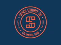 Seal for Sipko Exhibit Co.